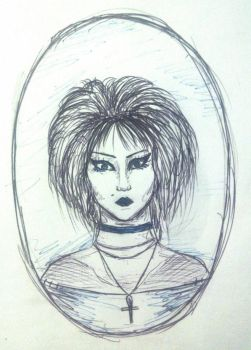 Goth by Chiroptera27
