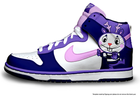 Mime Nikes by Maximus5432