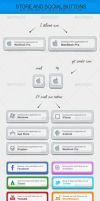 Store and Social Buttons by KL-Webmedia