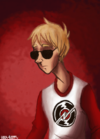 Dave by MemiMcfly