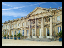 Imperial Palace of Compiegne by BluePalmTree