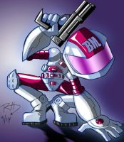 Blaster Master by oatmealzombies