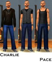 Charlie Pace-Sims 3 by pudn
