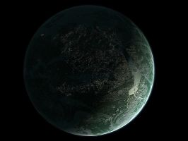 green planet WIP by vissroid