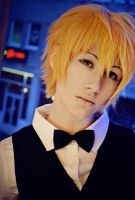 Shizuo - What? by AmiTheStalker