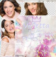 Violetta Png Pack -StayStrong by lovatik