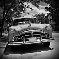 Vintage Packard by SMT-Images