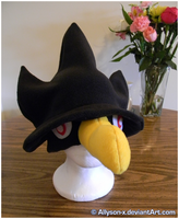 Murkrow Hat by Allyson-x