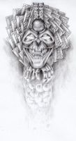 scull by Mixaoops