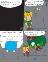 Zelda OoT Comic 17 by Dilly-Oh