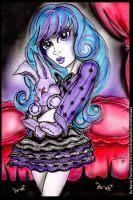 Monster High Twyla by BiancaThompson