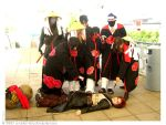 JAPANEXPO: Akatsuki kill Gaara by Misa--x