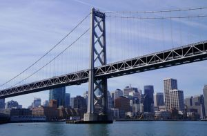 Bay Bridge - San Francisco by pdelariva