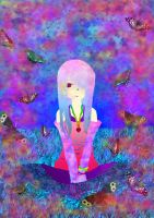 Butterfly Park by hanah-chan