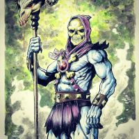 Skeletor 2014 by MikimusPrime