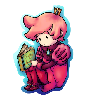 New Prince Gumball charm by emisa
