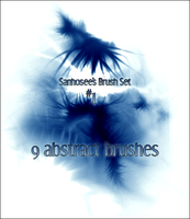 Sanhosee's Brushes - part one by SanHosee