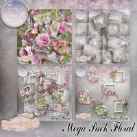 [Share Res] Mega Pack Floral by MillyDao