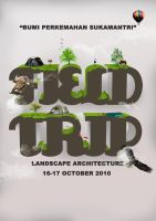 FIELDTRIP ARL IPB by chnxsign