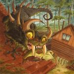 The Hodag by RobbVision
