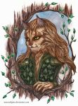 Royal Forester by mareCaligine