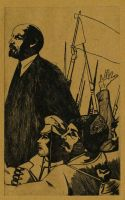 Lenin Book cover by MadDan31