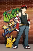 Pokemon GHETTO DAZE by Minakichan