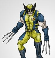 Wolverine by MattFriesen