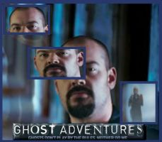 Aaron - Ghost Adventures by PsychosisCreations