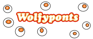 Wolfypoints by popcorn97