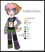 Reference - Neapolitan by LittleMacarons