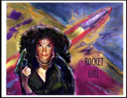 ROCKET GIRL 2 by NCMALLORY