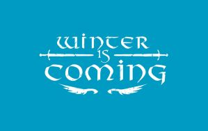 Winter is Coming (Blue) by Jp-3