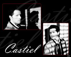 Castiel by MeryHeartless