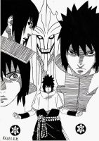 Sasuke Mix by KabelekTrickz