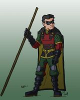 Robin: Nolanised... by Kmadden2004