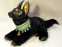 Anubis Doll by gebrek