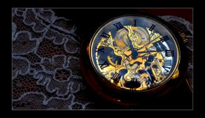 The Beauty of Time 2 by Forestina-Fotos