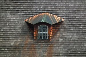 Cedar Roof Dark with window by Limited-Vision-Stock