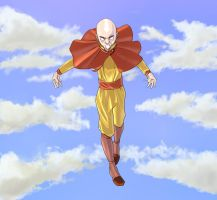 the airbender by nopino1