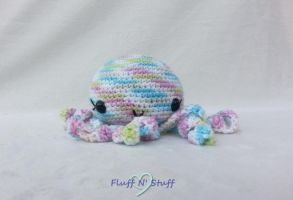 Candy Colored Octopus by SailorMiniMuffin