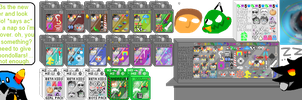Homestuck Store (0.2) by Mylithia