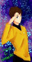 Request: Chekov by sute-ki