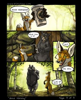 Good Morning - Page 3 by screwbald