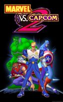 Marvel vs Capcom 2 Part 7 by Cuckooguy