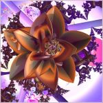 Clematis by GLO-HE