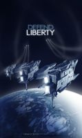 Defend Liberty by godwinfj