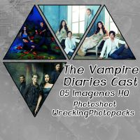 Photopack 402 - The Vampire Diaries Cast by xbestphotopackseverr