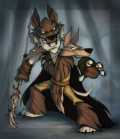 FC challenge: Cerberus, the animal child by TheTundraGhost