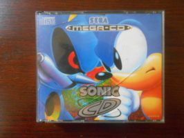 Sonic CD (Mega CD) by BoomSonic514